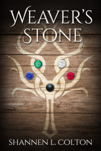 Weaver's Stone book cover image